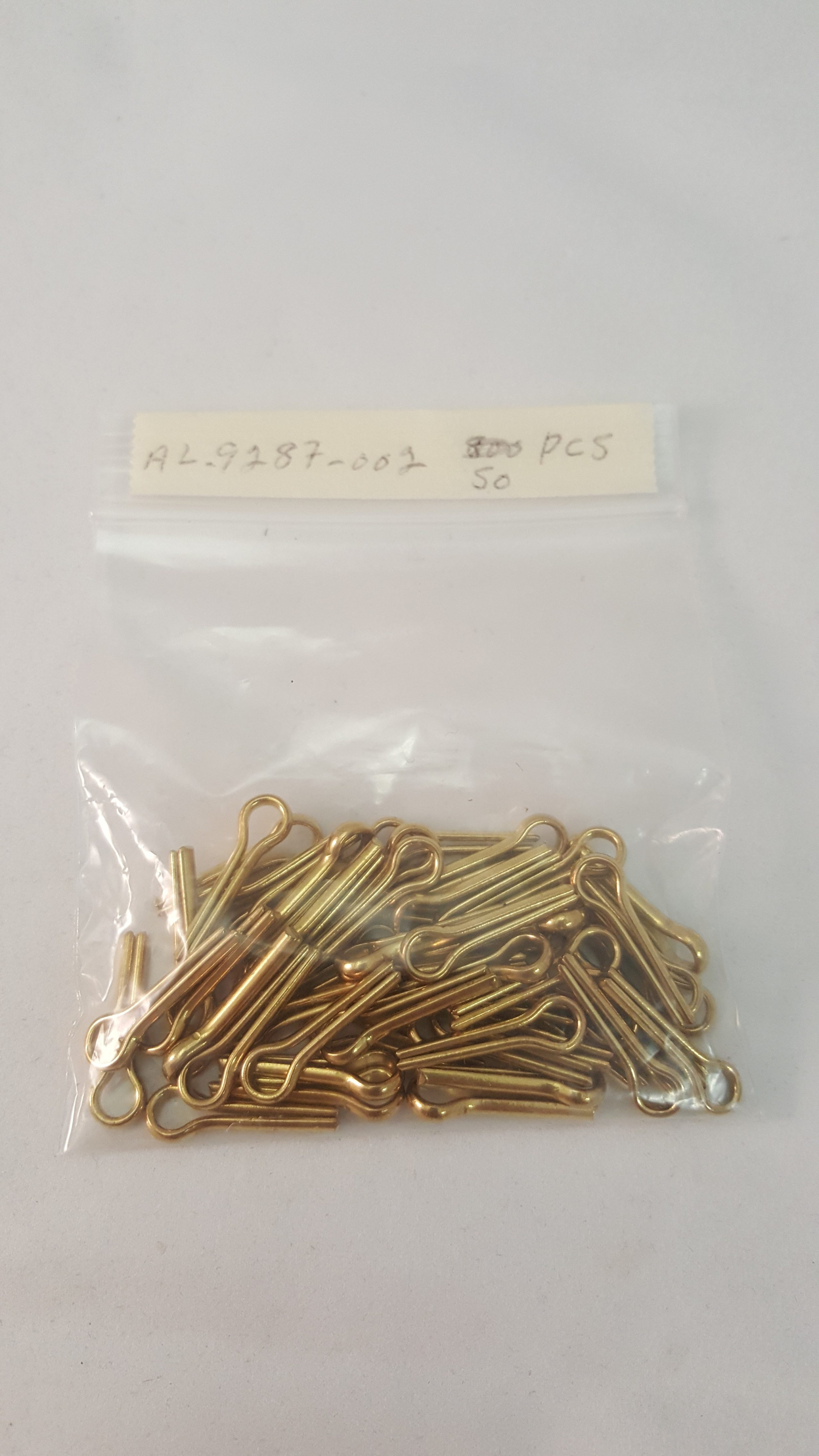 American Locker 50 pack of Cotter Pins